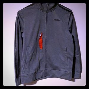 Boys youth Adidas jacket with tags